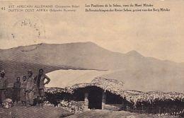 Deutsch-Ostafrika - Sabea - Animiert - Ganzache Gel.Kigoma - 1919       (A-248-200718)d - Congo Belga - Altri