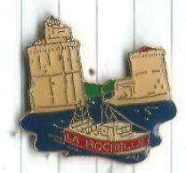 Port De La Rochelle (17) - Steden