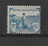 FRANCE    N° 151  *    NEUF AVEC  CHARNIERE - Nuovi