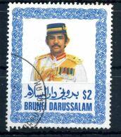 1985-86 BRUNEI N.342 USATO - Brunei (1984-...)