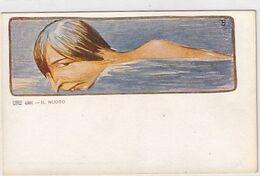 Il Nuoto - Firmata      (A-248-200718)d - Other Illustrators