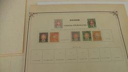 DP056 SUISSE LOT FIN DE CATALOGUE NEUFS / OB  A TRIER COTE++ DÉPART 10€ - Collections (en Albums)