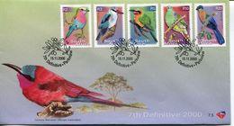 South Africa Südafrika Offizieller/official FDC # 7.5 - Fauna Birds - FDC