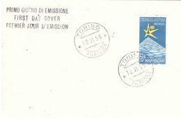 12.VI.58 ESPOSIIONE UNIVERSALE INTERNAZIONALE BRUXELLES - 1958 – Brüssel (Belgien)