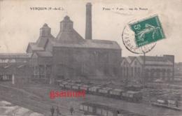 D 62 - VERQUIN---Fosse N° 8 Des Mines De Noeux . - (voir Scan Reto-verso). - Andere Gemeenten