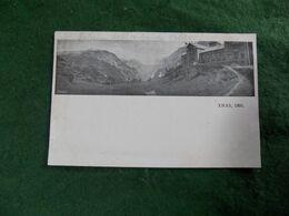 VINTAGE NORWAY: STALHEIM Hotel XMAS 1901 B&w - Norwegen
