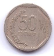 PERU 2003: 50 Centimos, KM 307 - Pérou