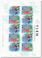 Nederland 1993, Postfris MNH, NVPH V1571-72, 10 For Your Letters - Unused Stamps