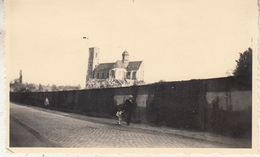 Kerk Van Grimbergen - April 1945 - Geanimeerd - Foto 7 X 11 Cm - Plaatsen