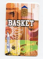 """Télécarte Street Culture 2 """"basket"""" - Cultura"""