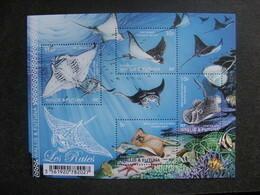 Wallis Et Futuna: TB Feuille N° F872,  Neuf XX . - Wallis E Futuna