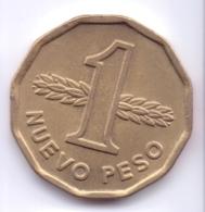 URUGUAY 1978: 1 Nuevo Peso, KM 69 - Uruguay