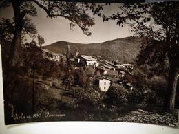 Cartolina Viola  Panorama Prov Torino - Cuneo