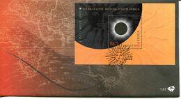 South Africa Südafrika Offizieller/official FDC # 7.51 - Solar Eclipse - FDC