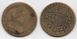 + FRANCE   + JETON DE COMPTE  LOUIS XIII  +  TRES  BEAU + - 987-1789 Royal