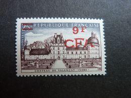 REUNION, Année 1957-59, YT N° 336 Neuf MNH** - Ongebruikt