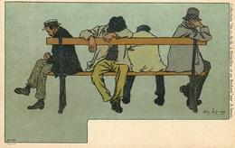 COLLECTION  De-ci De Là  Illustrateur A . LYNEN   N° 46 - Lynen, Amédée-Ernest
