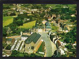 SOMBREFFE EGLISE Commune Belge Vue Aérienne   Région Wallonne  Province De Namur Cpm Aérienne1970 - Sombreffe