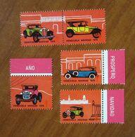 Lotto -1978 VENEZUELA Navidad Auto Cars Campagna Tubercolosi TBC Cindarella Vignetta Erinnofilo - Nuovi - Autos