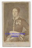 CHARLES JOSEPH SAINT MARTIN SOUS INTENDANT MILITAIRE CHEVALIER ST LOUIS CHARLES III D ESPAGNE CDV PHOTO - Personalità