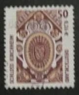 ALLEMAGNE ALEMANIA GERMANY DEUTSCHLAND BUND 2001 Sehenswürdigkeiten 50Pf  USED MI 2210 YV 2042 SC 1842 SG 2991 - Gebraucht