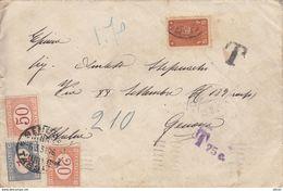 "Russia (3) - Busta Intestata ""Motonave Orazio"" - Briefe U. Dokumente"