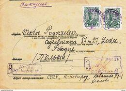 Russia (4) - Briefe U. Dokumente