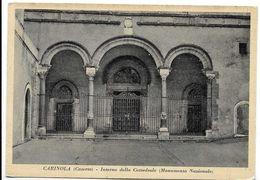 Carinola (Caserta). Interno Della Cattedrale. - Caserta
