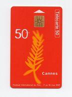 """Télécarte """"festival De Cannes 1997"""" - Film"""