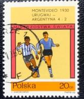 Polska - Poland - P1/14 - (°)used - 1966 - WK Voetbal - Michel Nr.1665 - 1930 – Uruguay