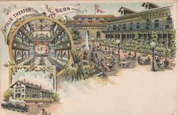 BERN : APOLLO THEATER. ( TTB ) - BE Berne
