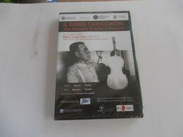 Repubblica Di San Marino - Il Genio Capicchioni - DVD - DVD Musicaux