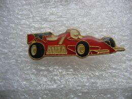 Pin's Formule 1 Sponsorisée Par AVIA - F1