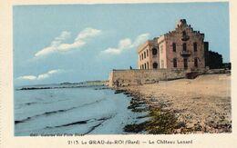 Le Grau-du-Roi  -  Le Chateau Lenard   -  CPA - Le Grau-du-Roi