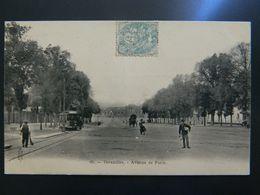VERSAILLES                  AVENUE DE PARIS - Versailles
