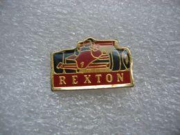 Pin's Formule 1, REXTON - F1