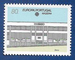 Portugal / Madeira 1990 Mi.Nr. 133 , EUROPA CEPT  Postalische Einrichtungen - Postfrisch / MNH / (**) - Europa-CEPT