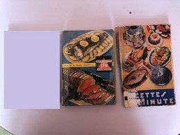 LIVRE RECETTE COCOTTE MINUTE SEB VINTAGE - Libri, Riviste, Fumetti