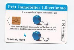 """Télécarte """"prêt Immobilier Libertimmo"""" - Telefonkarten"""