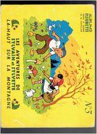 LES AVENTURES DE SYLVAIN ET SYLVETTE 1953 LA HAUT SUR LA MONTAGNE ALBUMS FLEURETTE PAR CUVILLIER - Sylvain Et Sylvette