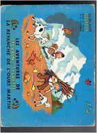 LES AVENTURES DE SYLVAIN ET SYLVETTE 1953 LA REVANCHE DE L OURS MARTIN  ALBUMS FLEURETTE PAR CUVILLIER - Sylvain Et Sylvette