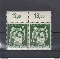Deutsches Reich Michel Kat. Nr. Postfr/** 762 Paar OR - Ungebraucht