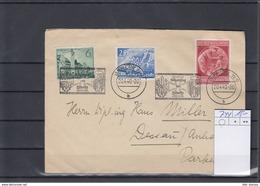 Deutsches Reich Michel Kat. Nr. 744 MiF SSt - Briefe U. Dokumente