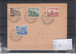 Deutsches Reich Michel Kat. Nr. 739/742 FDC - Briefe U. Dokumente