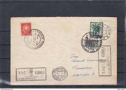 Deutsches Reich Michel Kat. Nr. 663 EF Linz Twin Italien - Nuevos