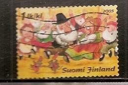 FINLANDE        N°    1738   OBLITERE - Finland