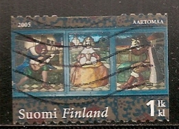 FINLANDE        N°    1703   OBLITERE - Finland
