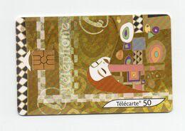 """Télécarte """"courant Artistique N°1 """" - Schede Telefoniche"""