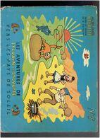 LES AVENTURES DE SYLVAIN ET SYLVETTE 1953 VERS LES PAYS DE SOLEIL ALBUMS FLEURETTE PAR CUVILLIER - Sylvain Et Sylvette