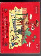 LES AVENTURES DE SYLVAIN ET SYLVETTE 1955 AUX PRISES AVEC LES BETES SAUVAGES ALBUMS FLEURETTE PAR CUVILLIER - Sylvain Et Sylvette